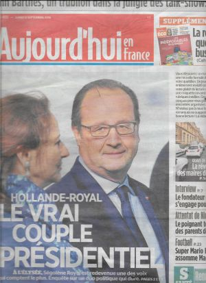 Paris Newspaper Bans Polls, Soundings, from General Election Coverage